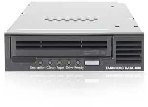 Tandberg LTO-5 HH -external bare drive, black, SAS