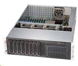 Supermicro Server SYS-6037R-TXRF 3U DP 11 x PCI-Express port