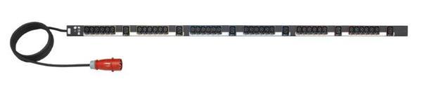 ePDU: Základné IEC - 0U - In: 309 16A 3P - Out: 36 x C13 + 6 x C19