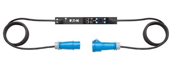 ePDU: In-Line Monitorované IEC, In: 309 32A 1P - Out: 1x309