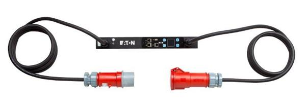 ePDU: In-Line Monitorované IEC, In: 309 32A 3P - Out: 1x309