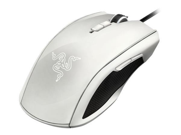 Razer Taipan Expert Ambidextrous Gaming Mouse White