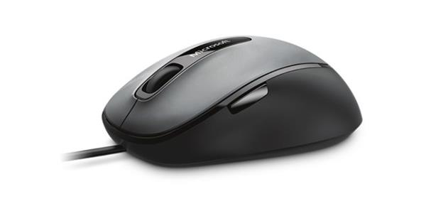 Myš L2 Comfort Mouse 4500 Mac/Win USB - Black cierna