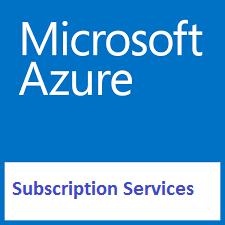 Azure Subscription Services - OLP NL Qualified Com