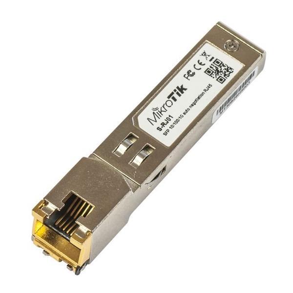 MIKROTIK SFP modul RJ45 10/100/1000M copper module