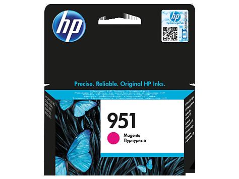 HP náplň č. 951 purpurová