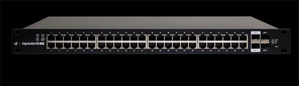 Ubiquiti ES48-750W 48x1000Mbps + 2xSFP + 2xSFP+ PoE/PoE+/PoE24V