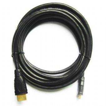 kábel HDMI-HDMI mini C 1,8m M/M, tienený, verzia 1.4