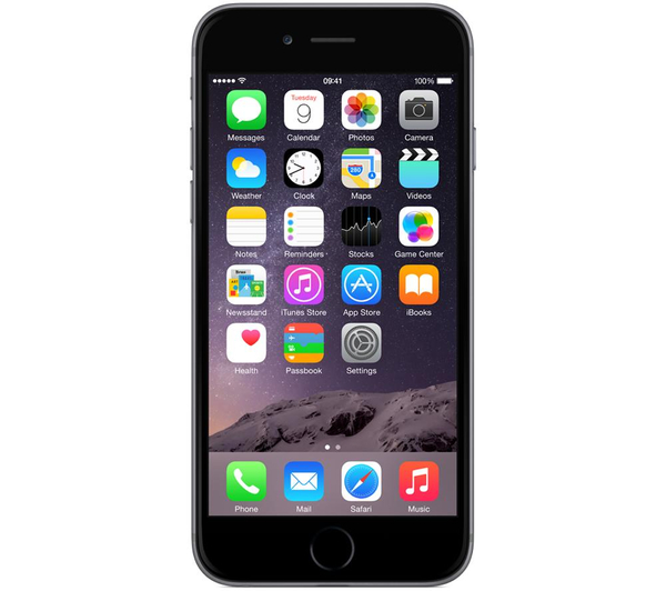 IPHONE 6 Plus, 64GB Space Grey