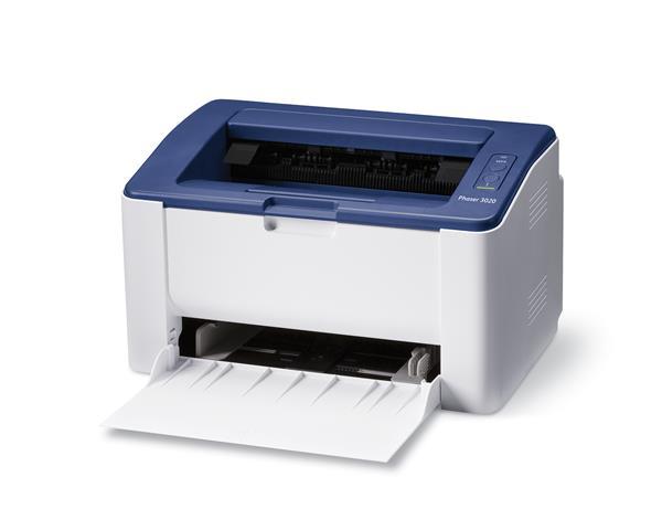 Xerox Phaser 3020V, mono laser, 20str/min, 128MB/600MHz, USB, WIFI, A4