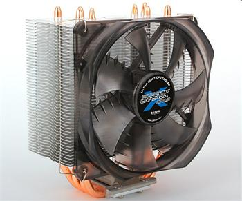 ZALMAN CNPS10X OPTIMA 2011, chladič CPU, 120mm, 4x heatpipe, soc. 2066/2011v3/1151/1150/1366 /AM3+/AM2+/FM2