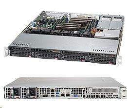 Supermicro Server SYS-6018R-MTR 1U SP