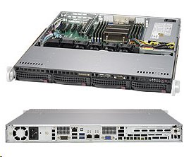 Supermicro Server SYS-5018R-M 1U SP