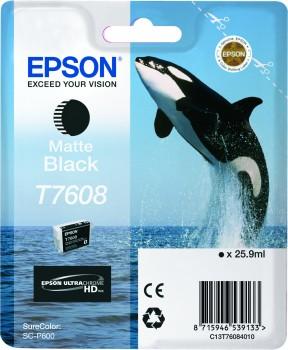 Epson atrament SC-P600 matte black