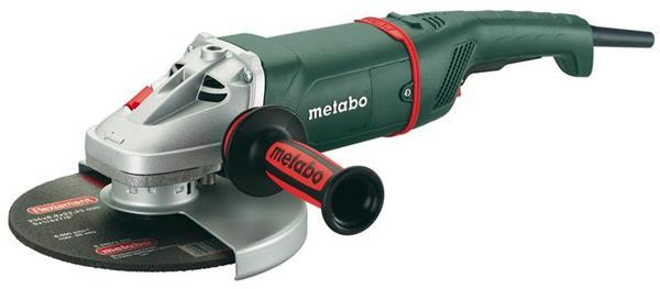 Metabo W 24-230, 2400-Wattová Uhlová brúska