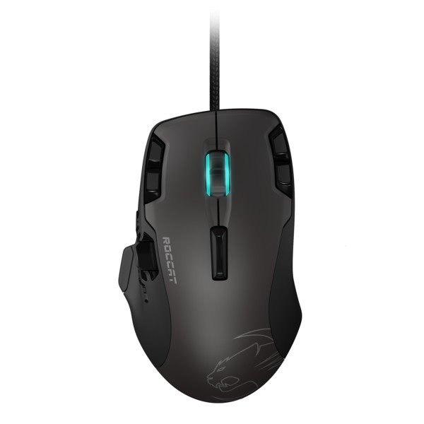 Roccat Tyon – All Action Multi-Button Gaming Mouse, black