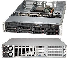 Supermicro Server SYS-5028R-WR 2U UP