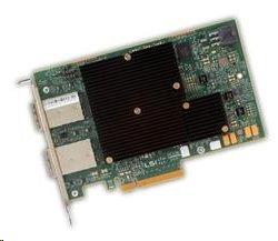 LSI SAS 9300, PCI-E 3.0 12Gb/s, SATA/SAS HBA 16ch external bulk
