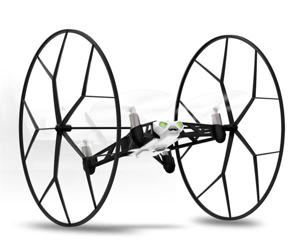 Parrot Rolling Spider White