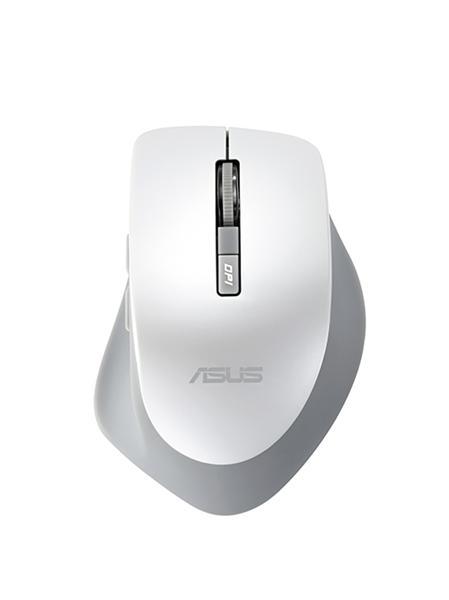 ASUS MOUSE WT425 Wireless white - optická bezdrôtová myš; biela