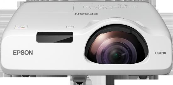 Epson projektor EB-520, 3LCD, XGA, 2700ANSI, 16000:1, HDMI, LAN, short