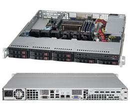 Supermicro Server SYS-1028R-TDW 1U SP