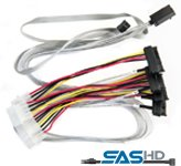 ADAPTEC kabel ACK-I-HDmSAS-4SATA-SB 0.8M 2279800-R