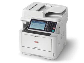 OKI MB492dn CB MFP A4, 40 str/min, COPY/PRINT/SCAN/FAX, 1200x1200, 512MB RAM, USB, NET, Duplex