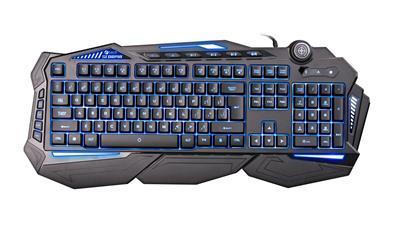 C-TECH Scorpia (GKB-107), hráčska klávesnica SK. Podsvietena USB