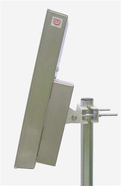 CSAT tieniaci kryt Excelent pre UBNT AirMax AM-5G-17-90 + krabička AM