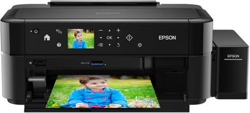 Epson L810, A4 color foto tlaciaren, tlac na CD/DVD, USB + ESET Mobile Security pre Android