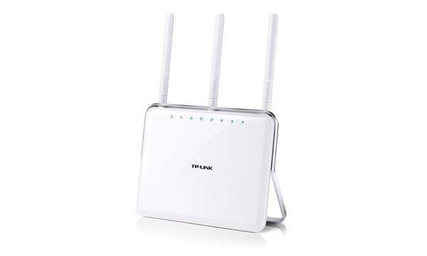 TP-LINK TL-AC1900, bezdr. AC router, 1x Giga WAN, 4x Giga LAN, 802.11ac