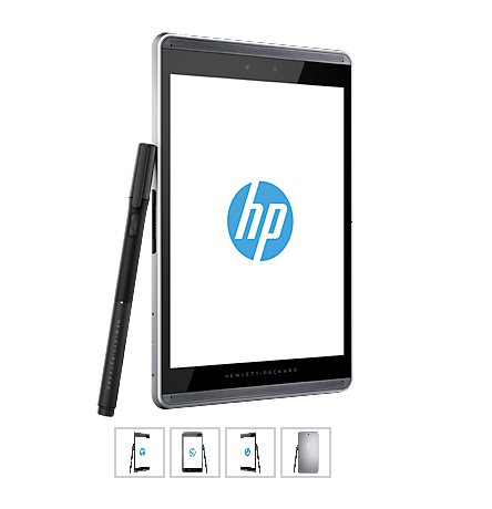 HP Pro Slate 8, APQ8074, 7.86 QXGA Touch, 2GB, 32GB, ac, BT, LTE, Android + pen