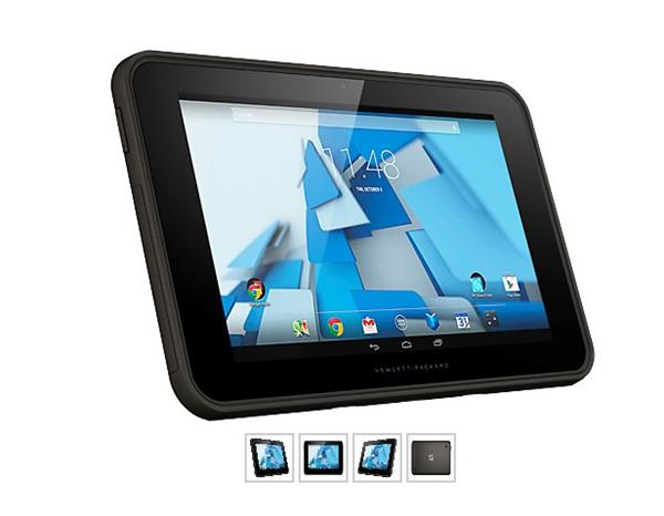 HP Pro Slate 10 EE G1, Z3735G, 10.1 WXGA Touch, 1GB, 16GB, abgn, BT, HSPA+, Android + stylus