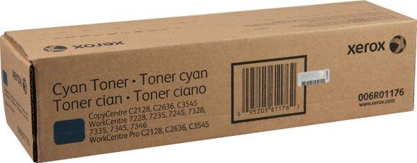 Xerox Cyan toner (15K) - WorkCentre 7228/7235/724507328/7335/7345