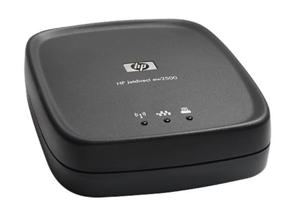 J8021A - HP JETDIRECT EW2500 802.11b/g WIRELESS PRINT SERVER