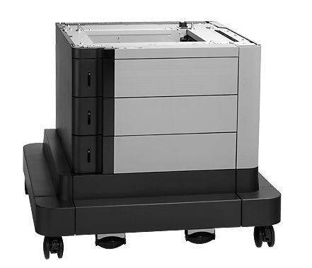 CZ263A - HP 2x500/1x1500-SHEET PAPER FEEDER AND STAND