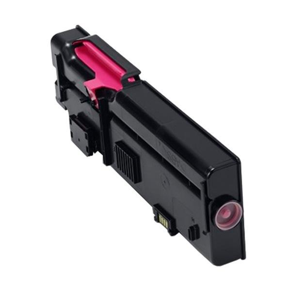 Dell 4000-Page Magenta Toner Cartridge for Dell C2660dn/C2665dnf Color Printers Customer Install