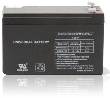 Batéria NP9-12, 12V, 9Ah (RBC17)