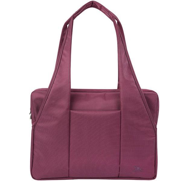 """RivaCase 8291 dámska taška na notebook 15.6"""", purpurová"""