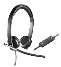Logitech® USB Headset Stereo H650e - USB - EMEA28