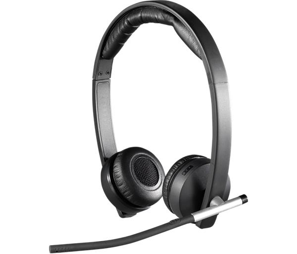 Logitech® Wireless Headset Dual H820e - USB - EMEA28