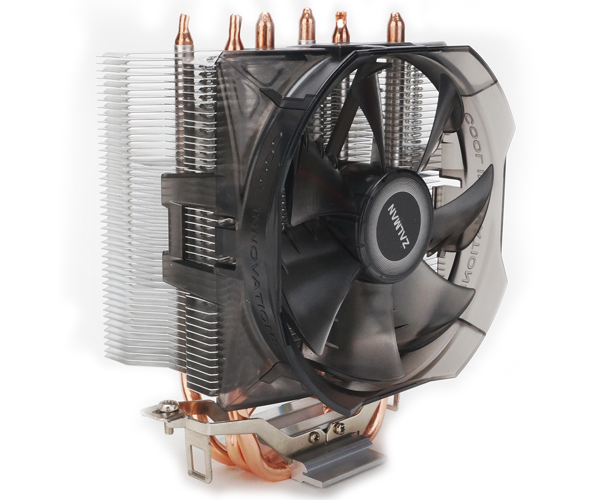 ZALMAN CNPS8X Optima, chladič CPU,100mm ventilátor PWM, 3x heatpipe, soc. 1150/1151/1156/775/AM4/AM3/FM2