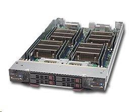 Supermicro TwinBlade-10Module SBI-7228R-T2X 4x Xeon E5-26xx,v3 4 x 2.5