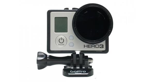 GOPRO PolarPro Frame 2.0 ND Hero3+/4 filter