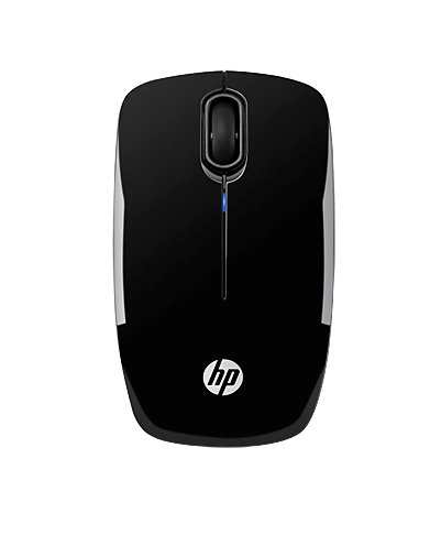 HP Z3200 Black Wireless Mouse
