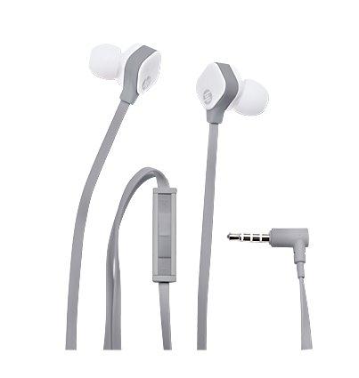 HP In Ear H2310 White Headset