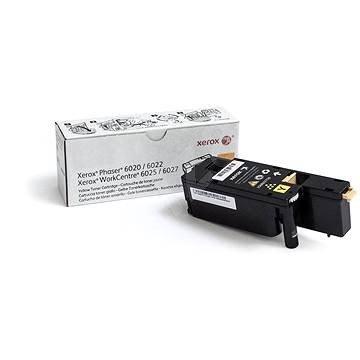 Xerox® YELLOW TONER, PHASER 6020/6022, WORKCENTRE 6025/6027 - 1K