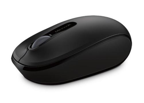Myš Wireless Mobile Mouse 1850 - Black cierna