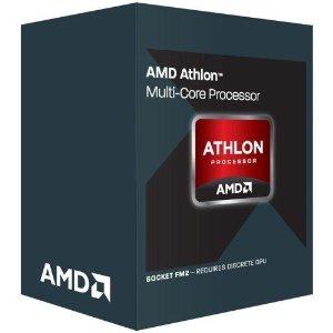 AMD, Athlon II X4 840 Processor BOX, soc. FM2+, 65W